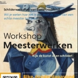 Workshop Meesterwerken: Picasso door Mirjam ter Maat