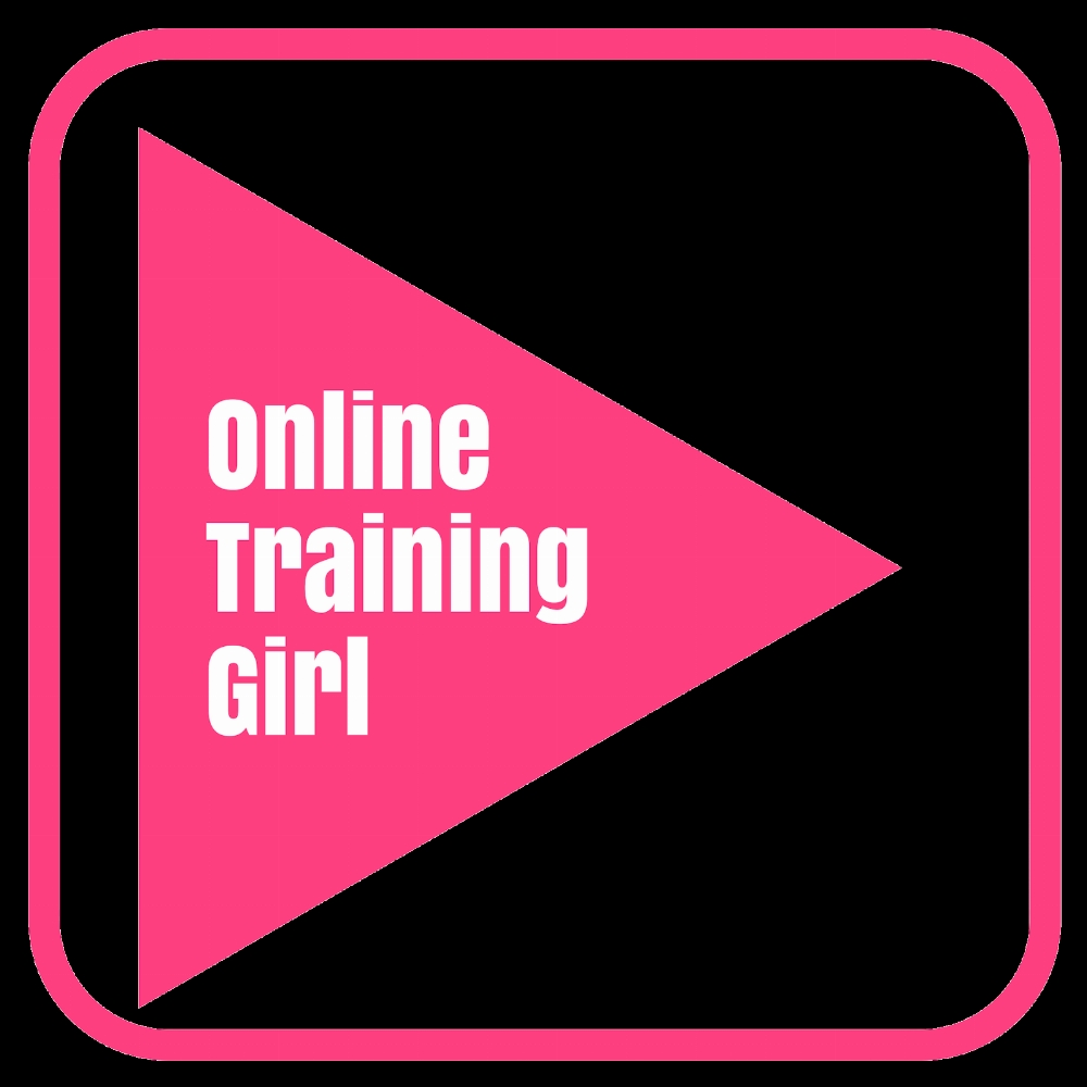 Online Training Girl